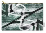 Abstract Graffiti 10 Carry-all Pouch