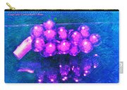 Abstract Grapes Carry-all Pouch
