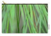 Abstract Green Pine Carry-all Pouch