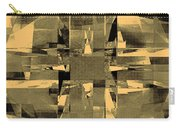 Abstract Halftone  Carry-all Pouch