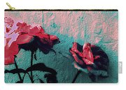 Abstract Hdr Roses Carry-all Pouch