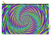 Abstract Hypnotic Carry-all Pouch by Kenny Francis