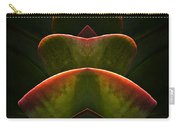 Nature In Abstract Succulent Plant 1 Carry-all Pouch