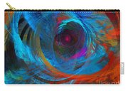 Abstract Jet Propeller Carry-all Pouch