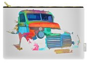 Abstract Jimmy Carry-all Pouch