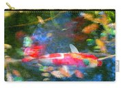 Abstract Koi 1 Carry-all Pouch