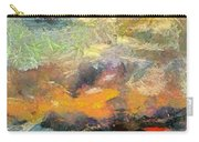 Abstract Landscape II Carry-all Pouch