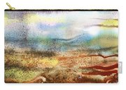 Abstract Landscape Morning Mist Carry-all Pouch