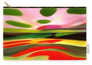 Abstract Landscape Of Happiness Carry-all Pouch