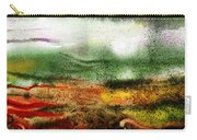 Abstract Landscape Sunrise Sunset Carry-all Pouch