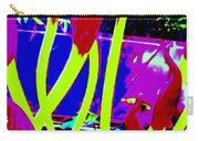 Abstract Lavender  Carry-all Pouch