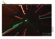 Abstract Lights Carry-all Pouch