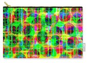Abstract Lines 16 Carry-all Pouch