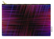 Abstract Lines 3 Carry-all Pouch