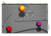 Abstract - Lines - That's A Moire Carry-all Pouch