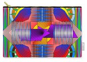 Abstract Mandala Carry-all Pouch