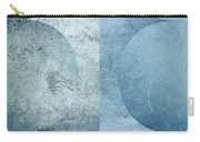 Abstract Metal 2 Carry-all Pouch