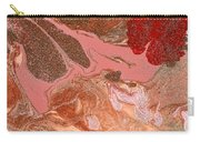 Abstract - Nail Polish - The Flow Of The Universe Carry-all Pouch by Mike Savad