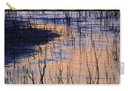 Abstract Nature At Sunset Carry-all Pouch