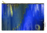 Abstract Nautilus Carry-all Pouch