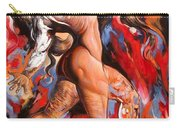 Abstract Nude Liberating From Self- Egoistic Consciousness Carry-all Pouch