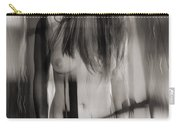 Abstract  Nude Woman 3 Carry-all Pouch