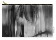 Abstract  Nude Woman 4 Carry-all Pouch