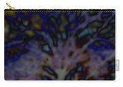 Abstract Of A Tree Carry-all Pouch