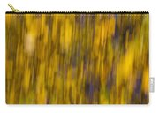 Abstract Of Autumn Gold Carry-all Pouch