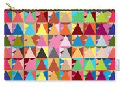 Abstract Of Colors  Carry-all Pouch