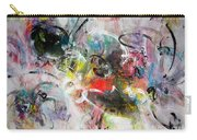 Abstract Painting Colourful Art Carry-all Pouch