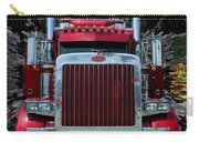 Abstract Peterbilt Carry-all Pouch