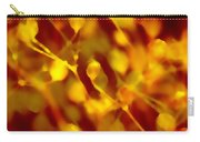 Abstract Plants Carry-all Pouch
