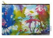 Abstract -  Primordial Life Carry-all Pouch