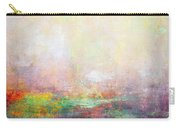 Abstract Print 8 Carry-all Pouch