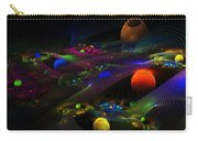 Abstract Psychedelic Fractal Art Carry-all Pouch
