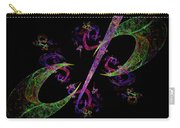 Abstract Psychedelic Modern Art Carry-all Pouch
