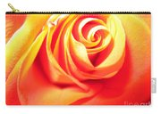Abstract Rose 2 Carry-all Pouch