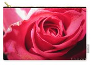 Abstract Rose 4 Carry-all Pouch