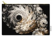 Abstract Seashell Carry-all Pouch