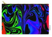 Abstract Series 5 Number 2 Carry-all Pouch