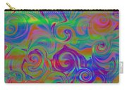 Abstract Series 5 Number 3 Carry-all Pouch
