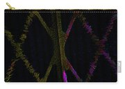 Abstract Series Xxx Carry-all Pouch