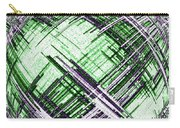 Abstract Spherical Design Carry-all Pouch