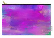 Abstract Splendor Carry-all Pouch