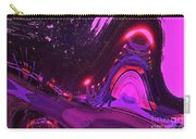 Abstract Street Scene Carry-all Pouch