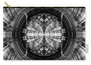 Abstract Structure 2 Carry-all Pouch