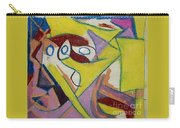 Abstract Study 1985 Carry-all Pouch