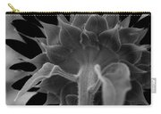 Abstract Sunflower Carry-all Pouch