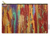 Abstract Sunset Over Tuscany  Carry-all Pouch